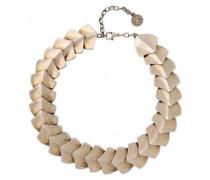 Burnished Silver-tone Bracelet Silver Size --