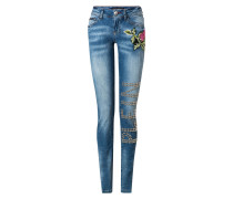 "Slim Fit ""Alice Caroll"""