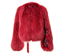 "Fur Jacket ""By The True"""