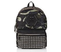 "Backpack ""Camu skull"""