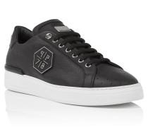 """Lo-Top Sneakers """"Ebony"""""""