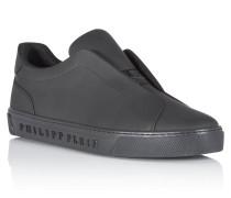 "Mid-Top Sneakers ""Let´s talk fluo"""