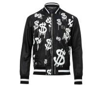 "Nylon Jacket ""White money"""