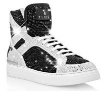 Hi-Top Sneakers MONEY BEAST