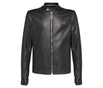 "Leather Moto Jacket ""Original"""