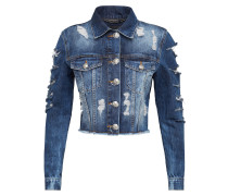 "Denim Jacket ""Destroy"""