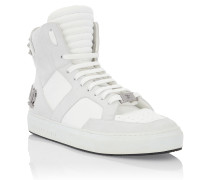 "Hi-Top Sneakers ""Dawson"" Gothic Plein"
