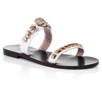 "Sandals Flat ""Erika"""