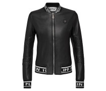 "Leather Bomber ""You Choose"""