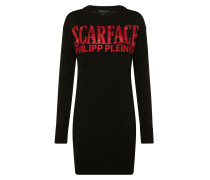 Pullover Round Neck LS Scarface