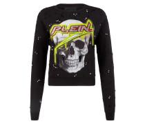 Sweatshirt LS Space Plein