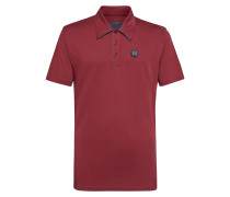 "Polo shirt SS ""Mind If I Stay"""