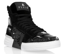 PHANTOM KICK$ Hi-Top Crystal