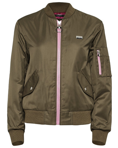 "Nylon Jacket ""Lettrin"""