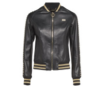 "Leather Bomber ""What The Price"""