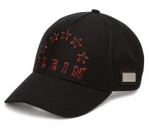 """Visor Hat """"VISOR BLACK STARS"""""""