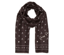 "Long Scarf ""Small Stars In Love"""