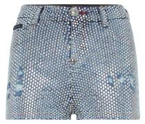 High Waist Hot pants Crystal
