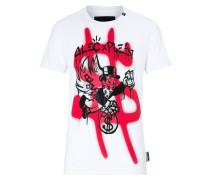 "T-shirt Round Neck SS ""Monopoli Money"""