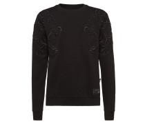 "Sweatshirt LS ""Black space"""