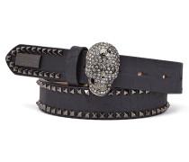 Leather Belts Skull