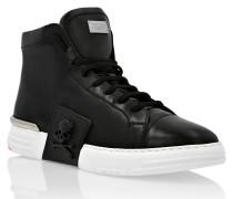 PHANTOM KICK$ Hi-Top Leather
