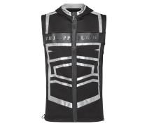 Jogging Vest XYZ Geometric