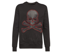 "Sweatshirt LS ""Big skull"""