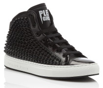 "Hi-Top Sneakers ""Let it go"""