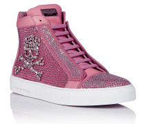 "Hi-Top Sneakers ""Jay"""
