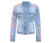 "Denim Jacket ""Tiger Milan"""