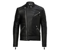 "Leather Biker ""Flying money"""