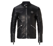 "Leather Jacket ""Mayday"""