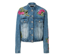 "Denim Jacket ""Skyline Angele"""
