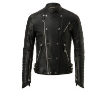 "Leather Jacket ""Artemy"""