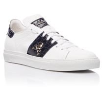 "Lo-Top Sneakers ""Lion"""