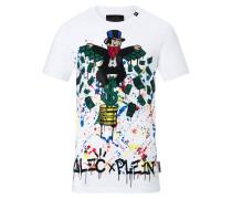 "T-shirt Round Neck SS ""Monopoli Al"""