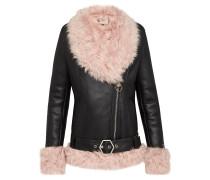 Leather Jacket Statement