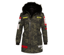 Parka MM Warning