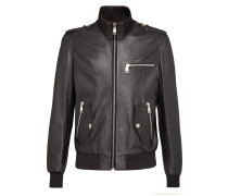 """Leather Bomber """"Survive"""""""
