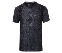 "T-shirt Round Neck SS ""Snake"""