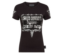 T-shirt Round Neck SS Cowboy