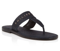 """Sandals Flat """"Waiting for you"""""""