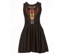 """Knit Day Dress """"From the sky"""""""
