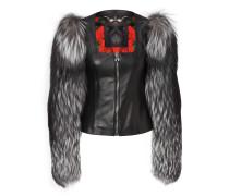 "Leather Jacket ""Cielo"""