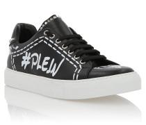 """Lo-Top Sneakers """"No regrets"""""""