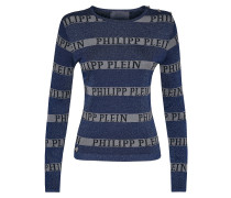 """PULLOVER ROUND NECK LS """"Shining Stripes"""""""