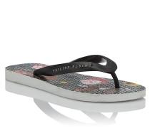 "Sandals Flat ""Corinne"""