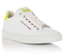 """Lo-Top Sneakers """"Ocean blue"""""""