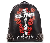 """Backpack """"Alec bp three"""""""